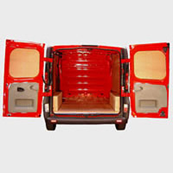 Nissan Primastar Short Wheel Base Low Roof